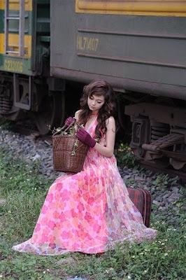 Vietnamese Model: Minh Hang nude scandal!