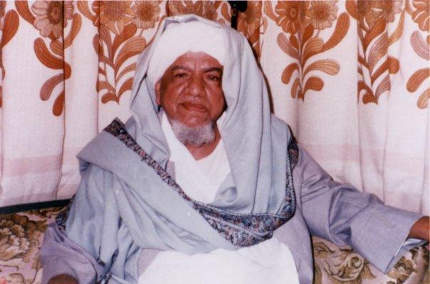 Habib Abdul Qodir bin Ahmad bin Abdurrahman Assegaf