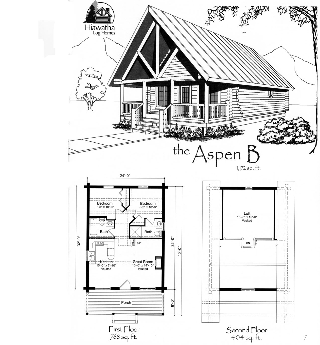 Tiny Log Home Designs: Paper Crazy: September 2010