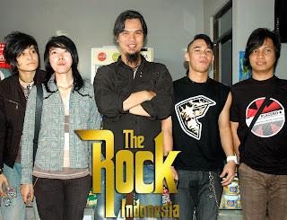 profil the rock indonesia ahmad dhani band
