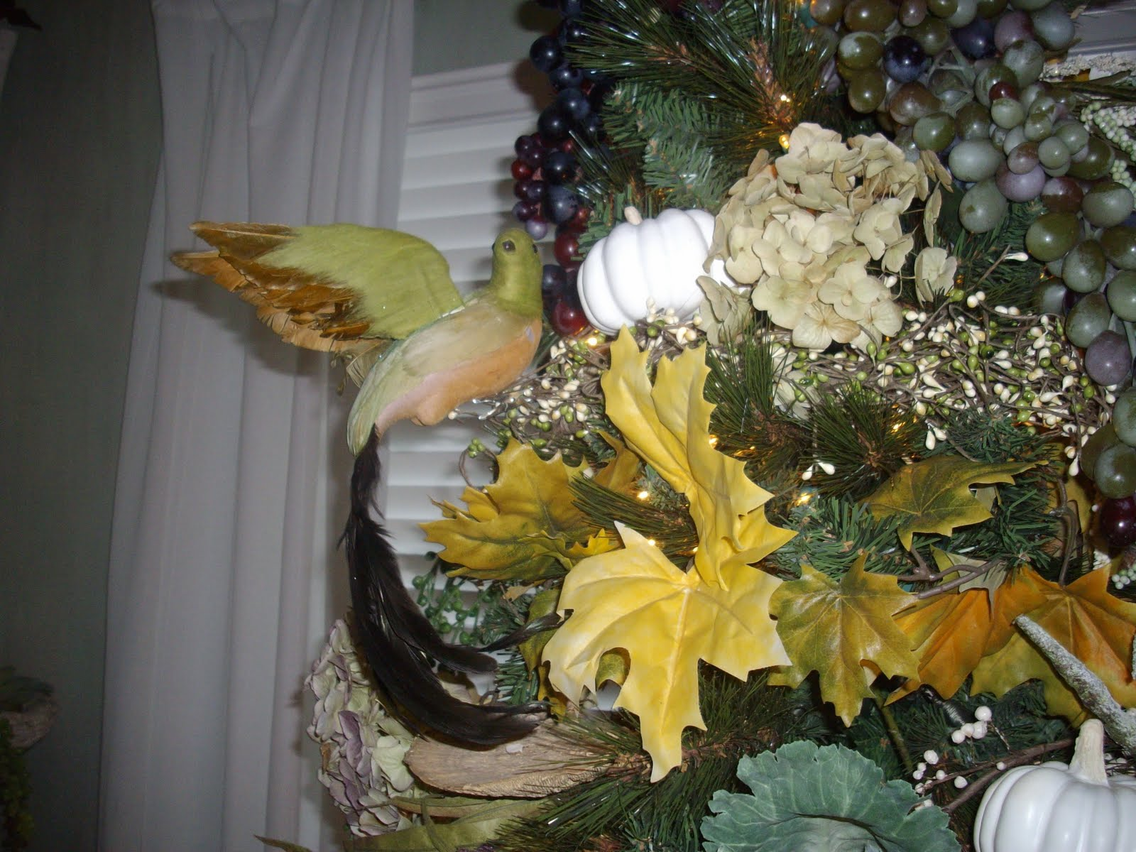 Anythingology: Thanksgiving Tree
