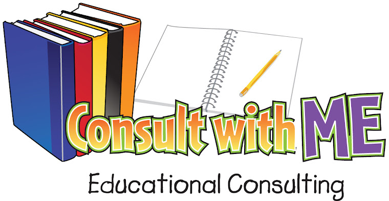 Consult With ME!  Educational Consulting Web Blog