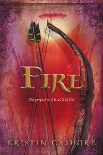 Fire Kristin Cashore Prequel to Graceling