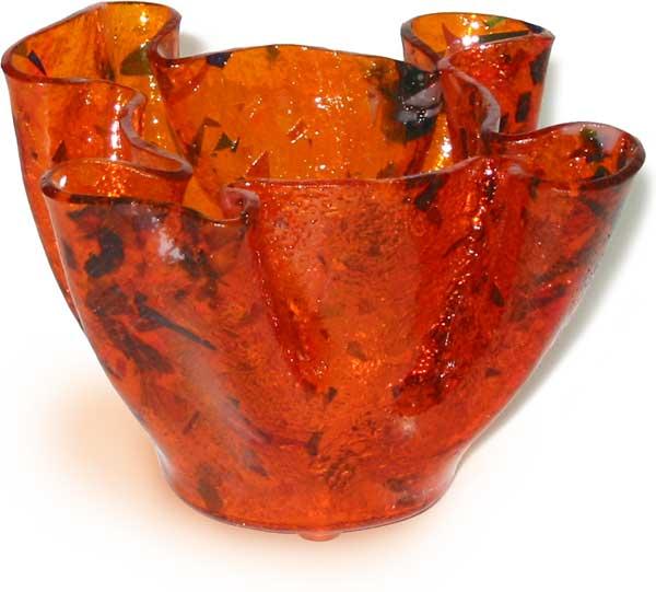 Vase World Orange Vase