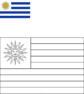 Imagens Da Bandeira Do Uruguai