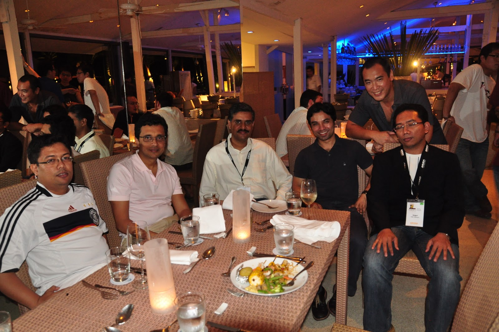IT Matters: Photo Gallery of Aruba Airheads Conference 2010
