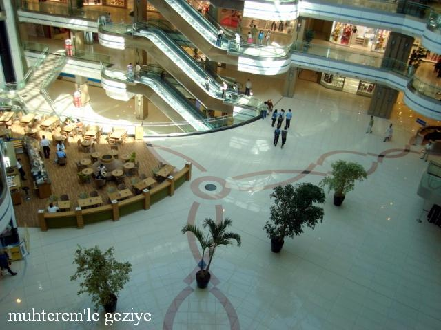 Güngören'de ki alışveriş merkezleri
