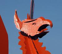 The Griffin Of Scott Avenue Desert Colors