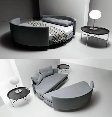 richard lima arte arquitetura a cama sof do designer guido rosati. Black Bedroom Furniture Sets. Home Design Ideas