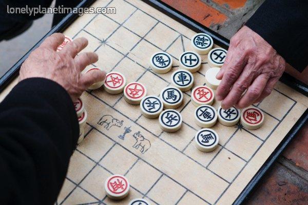 Permainan Tradisional Orang Cina Mahjong Mainan Oliv