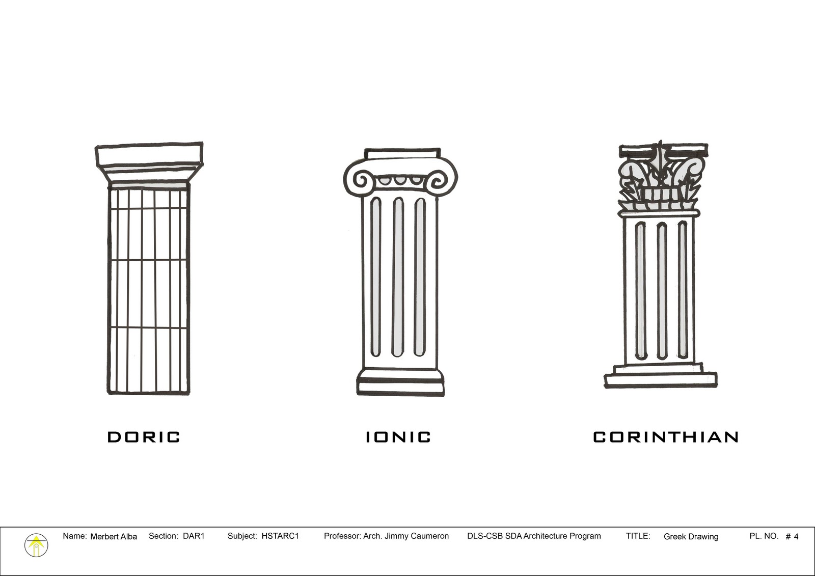 Everybody S Got To Start Somewhere Greek Architecture