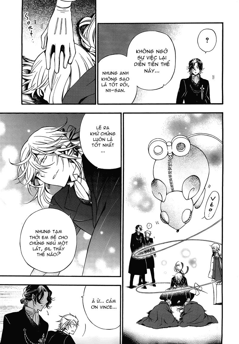 Pandora Hearts chương 055 - retrace: lv back to back trang 8