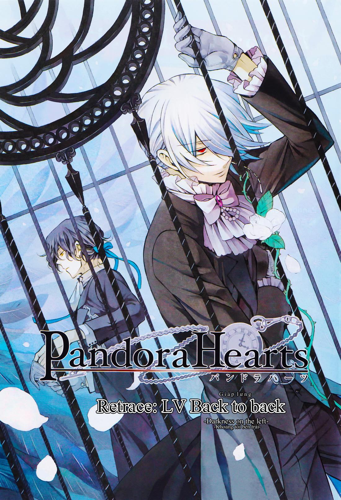 Pandora Hearts chương 055 - retrace: lv back to back trang 1