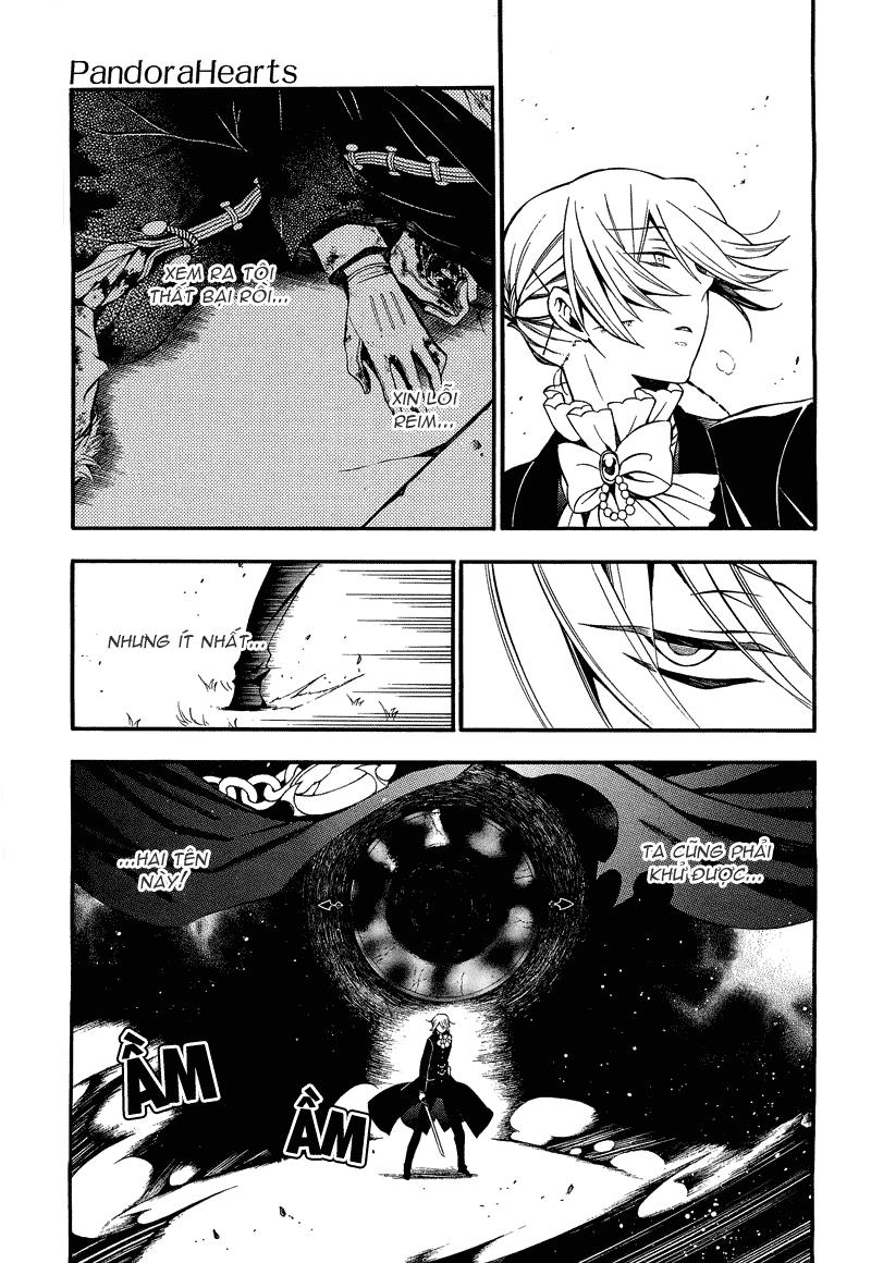 Pandora Hearts chương 055 - retrace: lv back to back trang 30