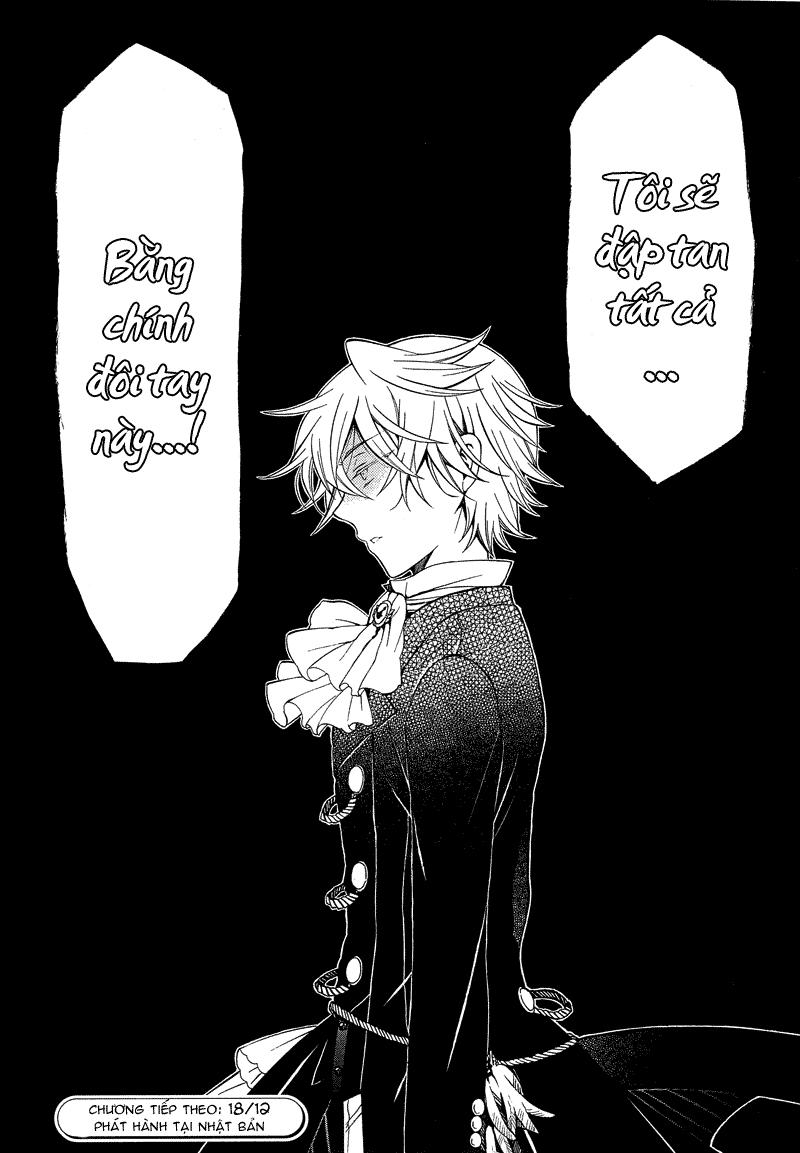 Pandora Hearts chương 055 - retrace: lv back to back trang 44