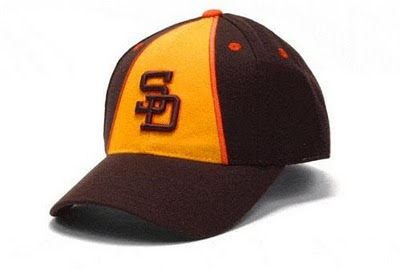 The Ballcap Blog The San Diego Padres Quot Taco Bell Quot Caps