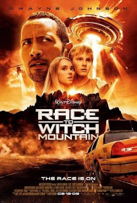 Race to witch mountain book