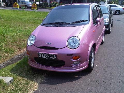 Gambar Nice Colection Cherry Qq Gambar Mobil Carry Di Rebanas Rebanas