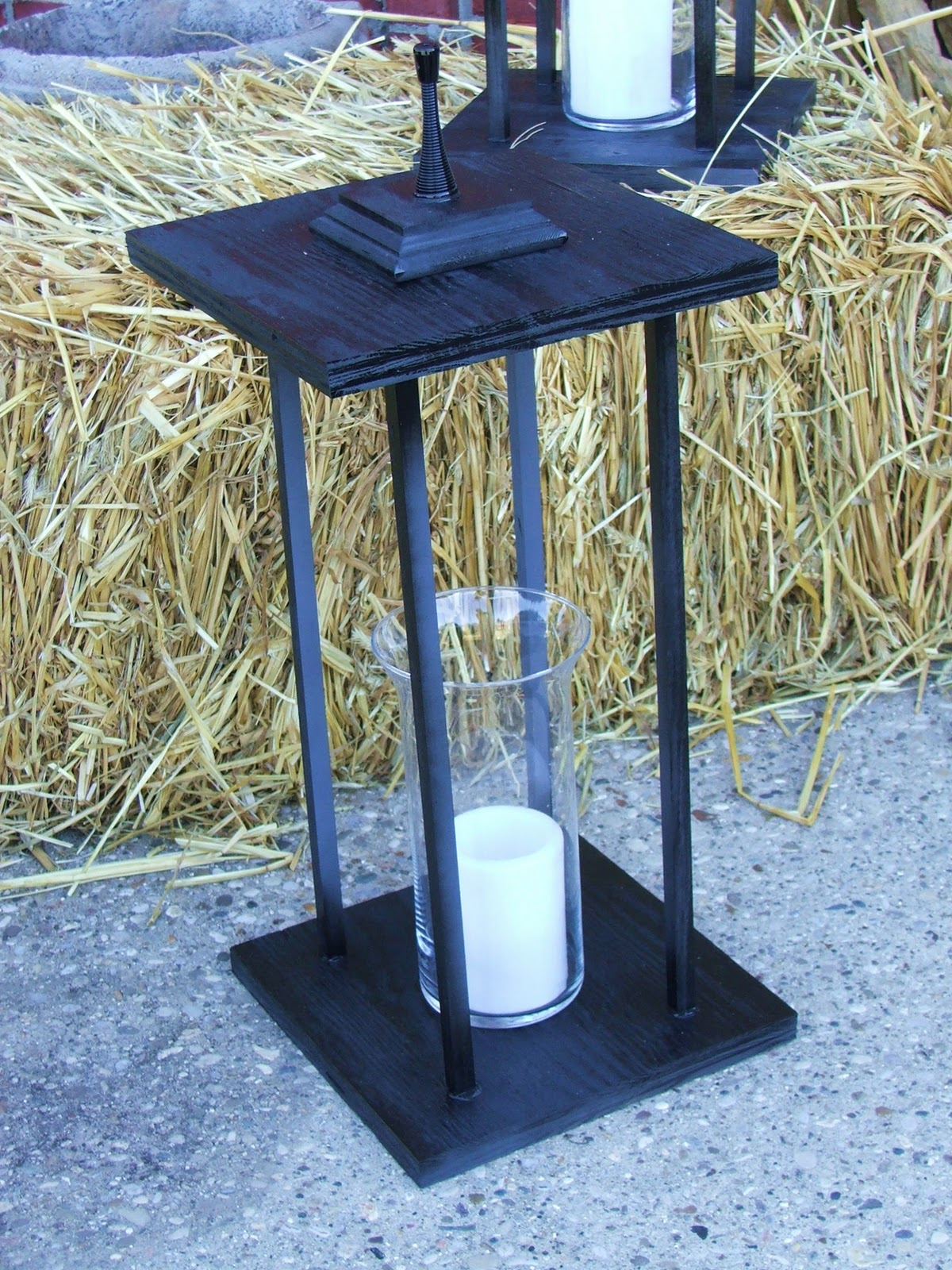 Thrifty Decorating Pottery Barn Lantern Knock Off S
