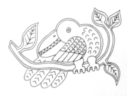 The Helpful Art Teacher: Molas. Beautiful fabric designs by the Kuna people of Panama