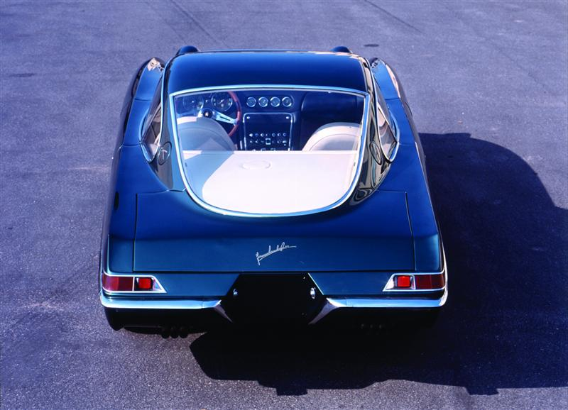 Your Old Car Ferruccio Lamborghini And His First Car 1963