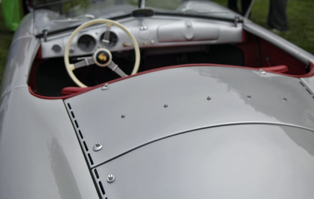 YOUR OLD CAR: First real Porsche car 1948 Porsche 356