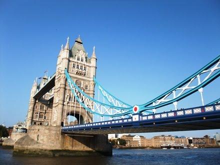 Milly最喜歡: Tower-Bridge還是要去喔