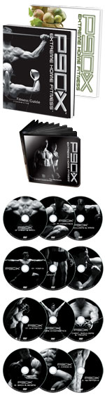 The Fitness Freak: So Here's What I'm Thinking: P90X