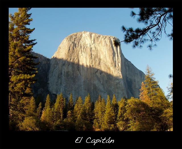 El Capitán, en Yosemite