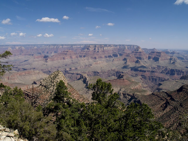 Horseshoe Mesa en Grand Canyon