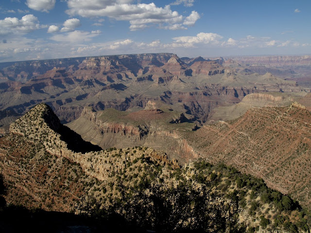 Panorámica del Grand Canyon