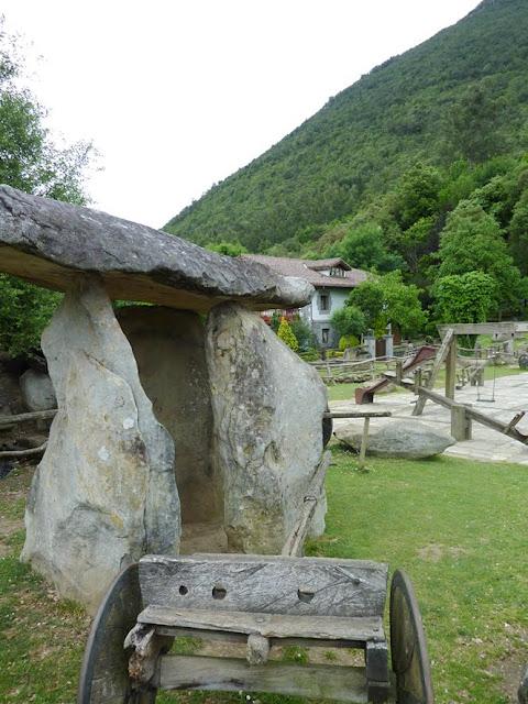 Entorno de Santimamiñe
