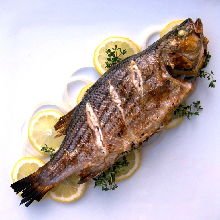 how to cook largemouth bass on the grill