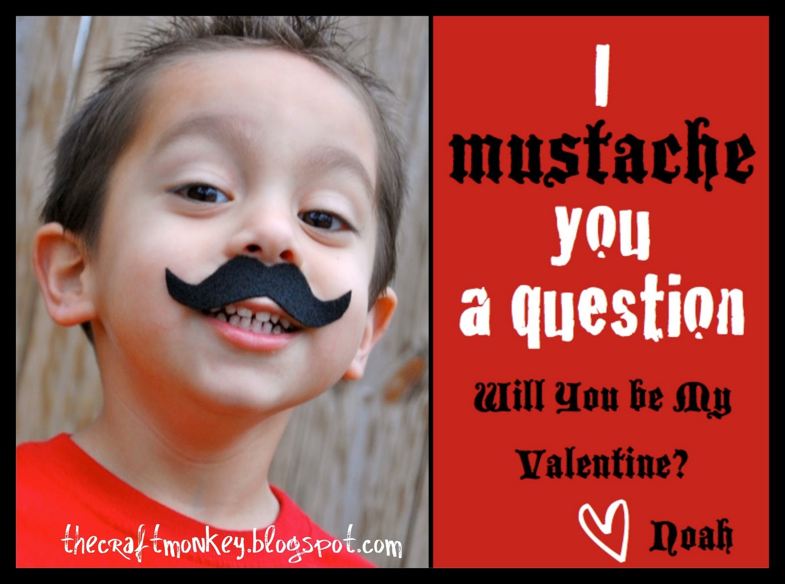 Craft Goo S Homemade Valentines Fun Printables And My
