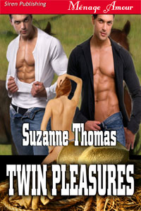 Twin Pleasures by Suzanne Thomas