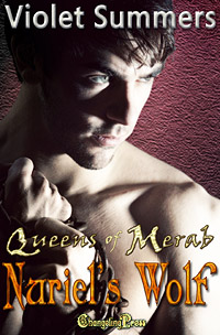 Nuriel's Wolf by Violet Summers