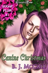 Canine Christmas by B.J. McCall