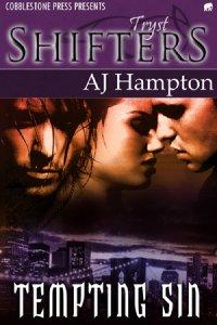 Tempting Sin by AJ Hampton