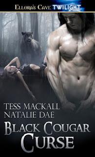 Black Cougar Curse by Natalie Dae & Tess MacKall