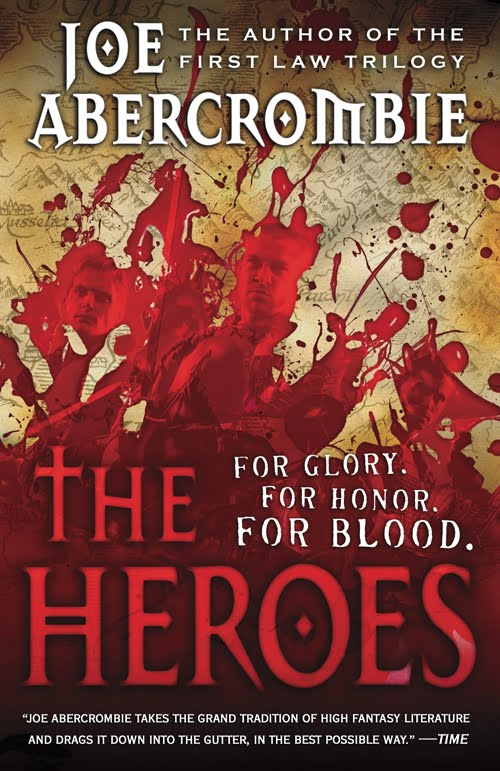Joe Abercrombie Reading Order : abercrombie, reading, order, Fantasy, Critic:, Heroes