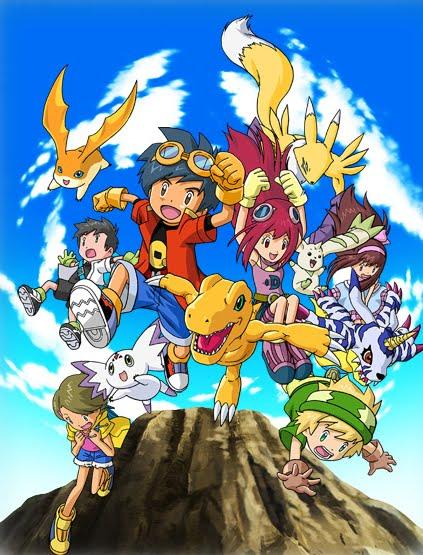 Novas Imagens de Digimon Story: Lost Evolution!