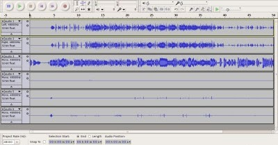 Digital (dis)content: HOWTO: processing multichannel audio (DTS, AC3
