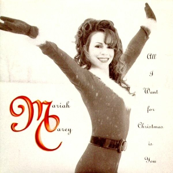 Mariah Carey All I Want For Christmas Is You: Merry Christmas: Mariah Carey Christmas Album 2010 In Making