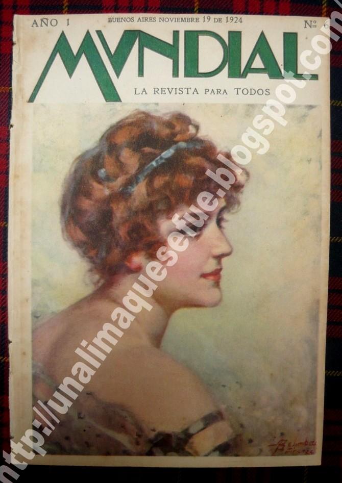 Una Lima Que Se Fue Revistas Mundial De Peru Y Revistas Mundial De Argentina