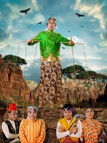 Opera Van Java Grup lawak paling berpengaruh di Indonesia