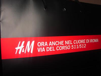 Apertura H&M Via del Corso-11801-