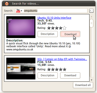 Downloading and Converting online videos made easy with