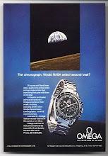 1970 Omega Speedmaster Professional Ad