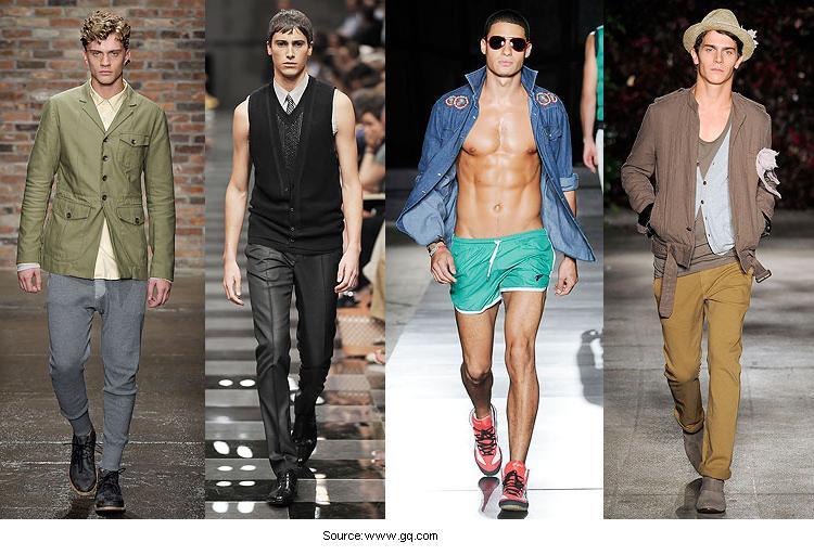 fashionista wears CHANEL - men: Man Fashion: 2010 Mens ...
