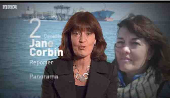 Tony Greenstein Blog: Tony Greenstein's Blog: Jane Corbin